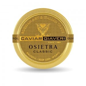 Caviale Osietra Classic - a partire da 30 gr.