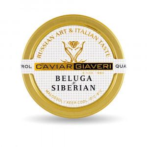 Caviar Beluga Siberian