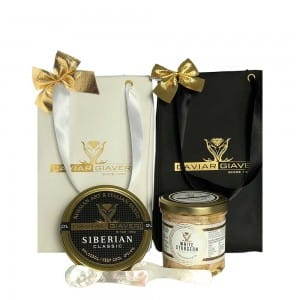 Caviar Giaveri Collection - 100gr