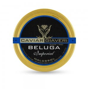 Caviale Limited Edition Beluga 000 - a partire da 50 gr.