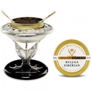 Caviar Bowl with Beluga Siberian